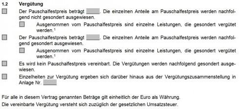 Vergütung It Rechts Praxis Tci Rechtsanwälte